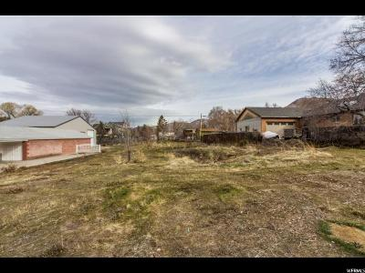 Salt Lake City Residential Lots & Land For Sale: 2505 E Lambourne Ave