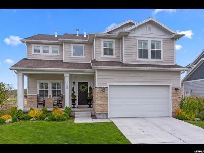 Eagle Mountain Single Family Home For Sale: 7838 N Secretariat Rd