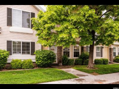 Draper Townhouse Under Contract: 198 E Rockey Park Ln