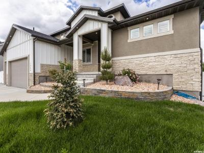 West Jordan Single Family Home For Sale: 1988 W Rio Verde Cv S