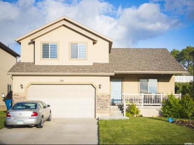 Spanish Fork Single Family Home Under Contract: 1716 E Ridgefild Rd