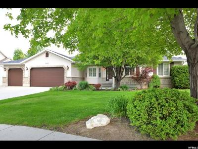 West Jordan Single Family Home Under Contract: 8963 S Long Ct W