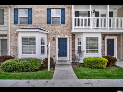 Springville Townhouse Under Contract: 808 N 175 E