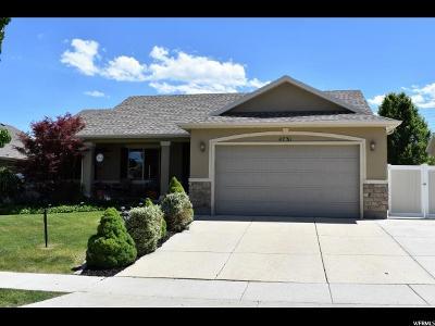 Herriman Single Family Home For Sale: 4731 W Black Powder Dr S