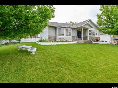 Tooele Single Family Home For Sale: 711 S 330 W