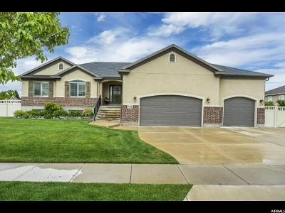 Lehi Single Family Home Under Contract: 754 S 350 W