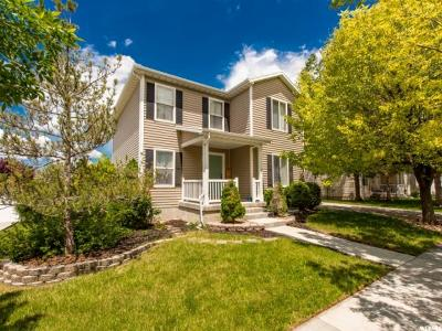 Tooele Single Family Home For Sale: 278 W 1430 N