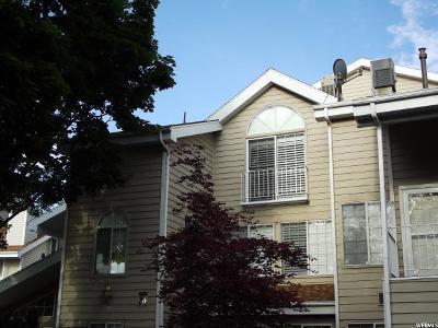 Davis County Condo For Sale: 650 S Main St #8208