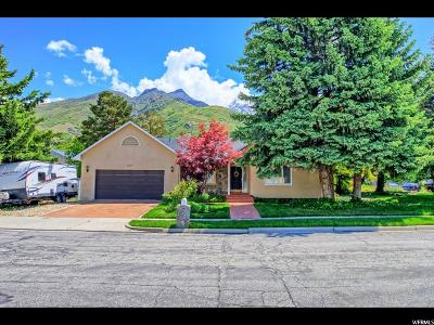 Cottonwood Heights Single Family Home For Sale: 8497 S Scottish Dr