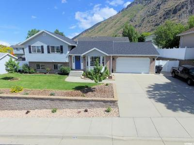 Springville Single Family Home Under Contract: 469 E 850 N