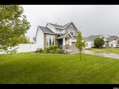 Wasatch County Single Family Home Under Contract: 552 S 980 E