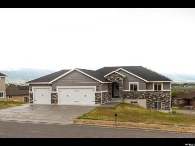 Tremonton Single Family Home For Sale: 1118 N Country View Dr