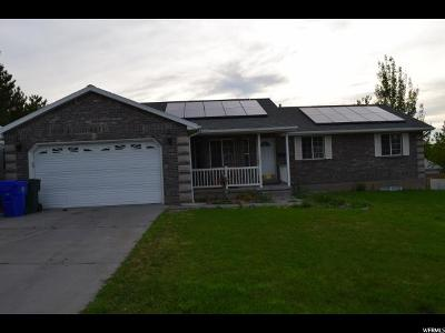 Tooele Single Family Home For Sale: 26 S 5th St