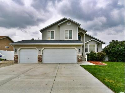 Herriman Single Family Home Under Contract: 12741 S Venetia St W