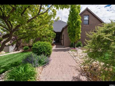 Saratoga Springs Single Family Home For Sale: 2274 S Browning Dr