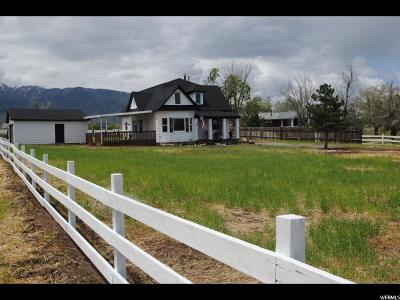 Grantsville UT Single Family Home Under Contract: $329,900