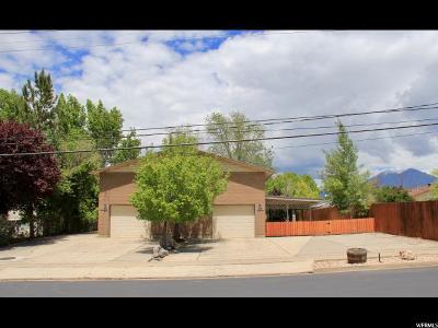 Spanish Fork Multi Family Home For Sale: 267 E 100 N
