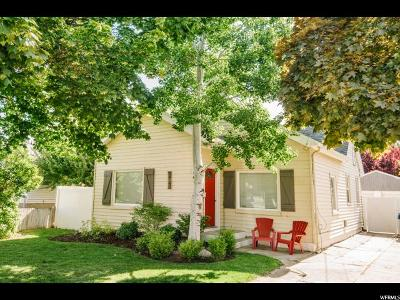 American Fork Single Family Home Under Contract: 144 N 300 E
