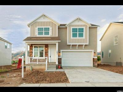 Spanish Fork Single Family Home Under Contract: 1651 E Aspen Grove Dr #219