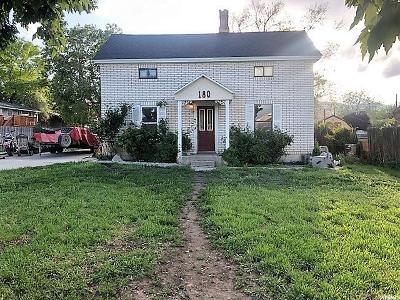 Tooele County Single Family Home Under Contract: 180 S Hale St E