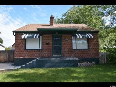 Springville Single Family Home Under Contract: 437 E Buckley Ave