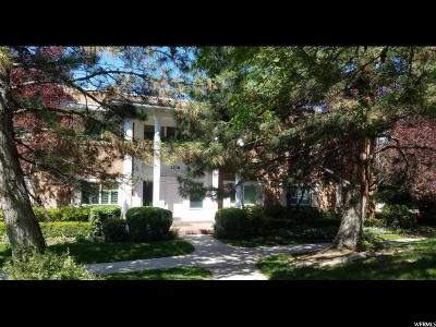 Sugar House Condo For Sale: 2708 S Highland Dr #10