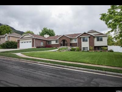 Providence Single Family Home Under Contract: 560 Foxridge