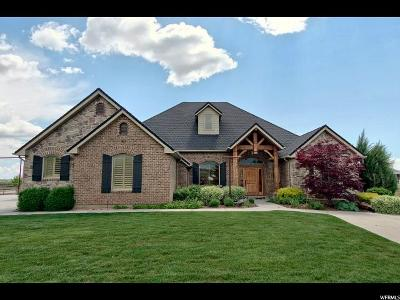 Farr West Single Family Home Under Contract: 1829 W Heritage Ranch Dr N