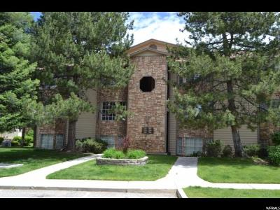 Midvale Condo Under Contract: 7713 S Briarsprings Dr