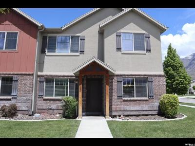 Springville Townhouse Under Contract: 1128 W 150 S