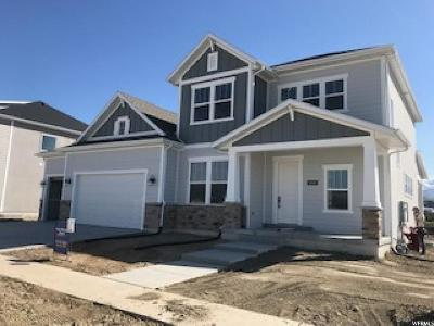 Lehi Single Family Home Under Contract: 2514 N Cramden Dr #304