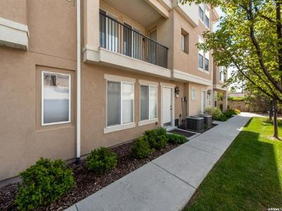 Midvale Townhouse For Sale: 915 E Shelby View Dr S
