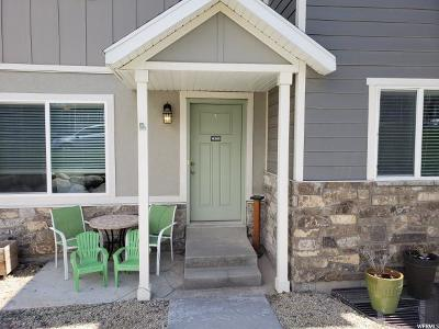 Herriman Townhouse For Sale: 14368 S Penrhy Ct W