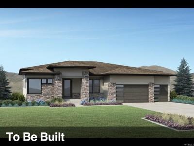 Lehi Single Family Home For Sale: 1932 W Mule Deer Cir #8