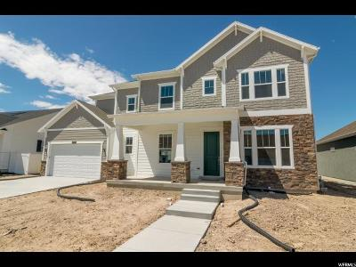 Lehi Single Family Home For Sale: 3076 W Cramden Dr N #309