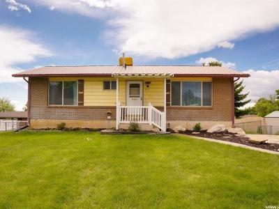 Layton Single Family Home Backup: 757 N Hill Blvd E
