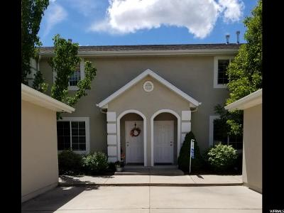 South Ogden Townhouse Under Contract: 6163 S 1275 E