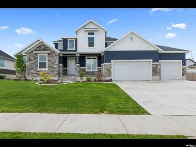 Saratoga Springs Single Family Home Under Contract: 3673 S Spinnaker Bay Dr