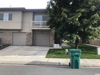 Riverton Townhouse Under Contract: 4899 W Stormy Meadow Dr