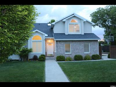 Holladay Single Family Home Under Contract: 4318 S 2300 E