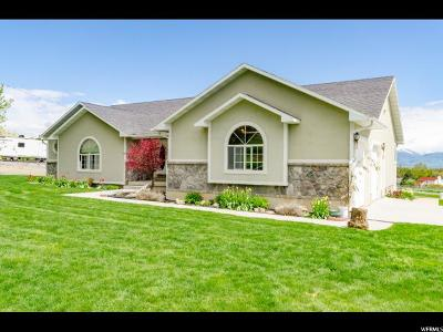 Cache County Single Family Home Under Contract: 175 W Center