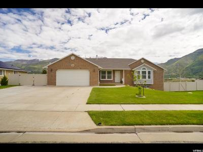 South Weber Single Family Home Under Contract: 2094 E View Dr