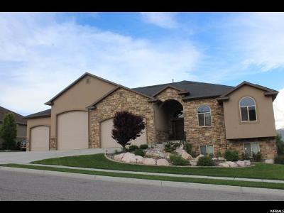 Tremonton Single Family Home For Sale: 1230 N Country Vw W