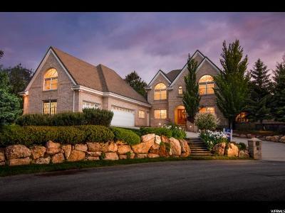 Sandy Single Family Home For Sale: 8 E Pepperwood Pointe