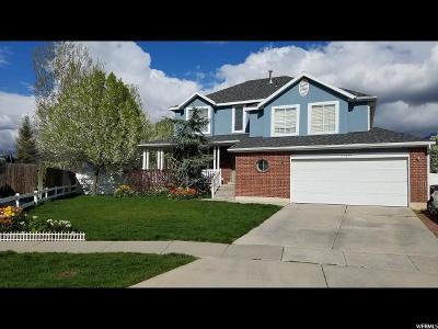 Draper Single Family Home For Sale: 11429 S Cranberry Hl E