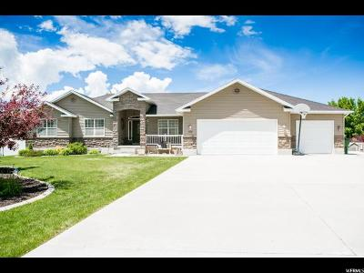 Nibley Single Family Home For Sale: 399 W Sheridan Cir