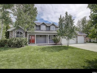 Wasatch County Single Family Home Under Contract: 1097 W 650 S
