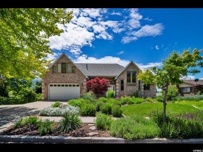 Springville Single Family Home Under Contract: 1070 E 300 N
