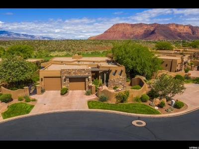 St. George Single Family Home For Sale: 2588 West Sinagua Trl #16