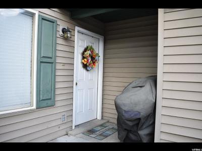 Ogden Single Family Home Under Contract: 824 E 760 N